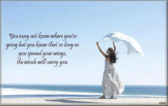 inspirational quotes about wings