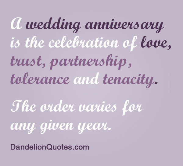 Quotes About Love And Marriage Anniversary : Anniversary Quotes. QuotesGram