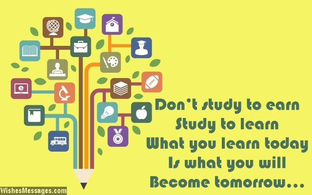 30 motivational quotes for students to study hard