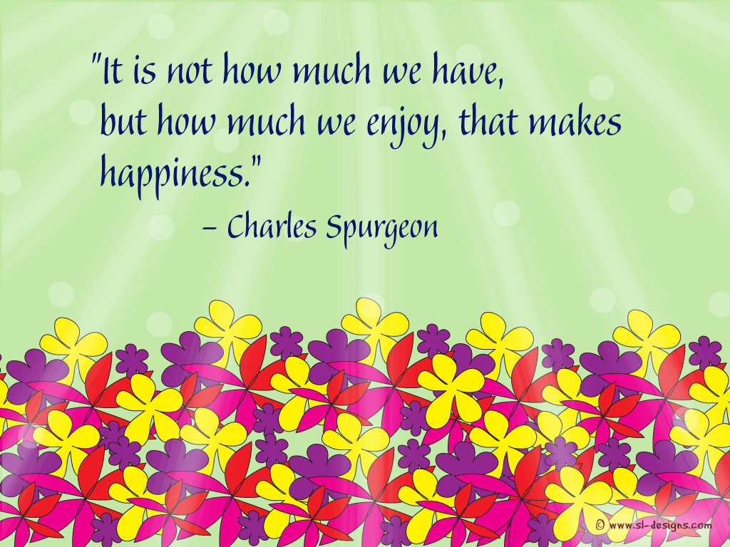 Quotes About Love Happiness : 30 Simple Quotes About Happiness, Love And Life