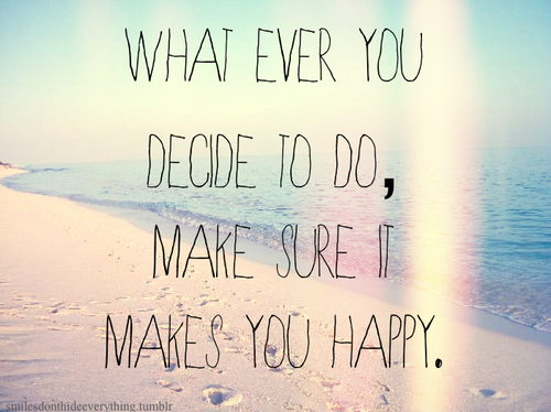 quotes about being happy