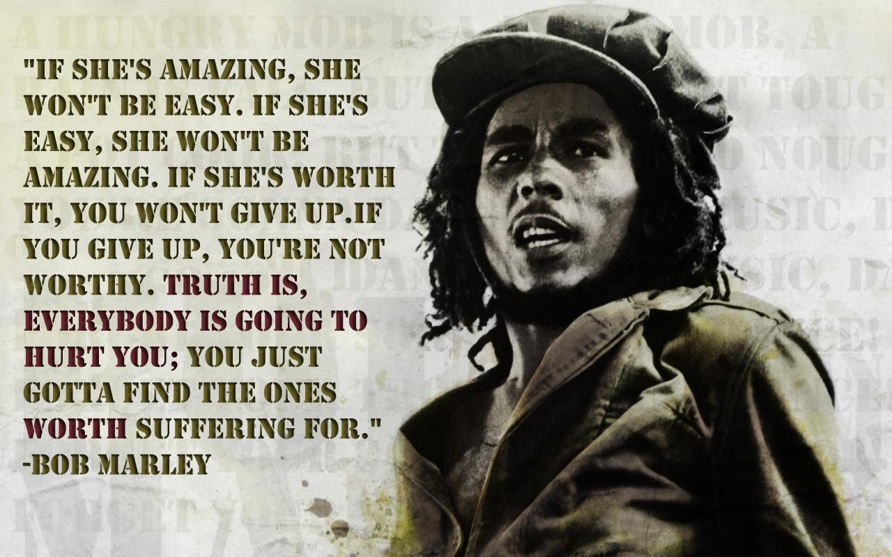 Famous Love Quotes Bob Marley. QuotesGram