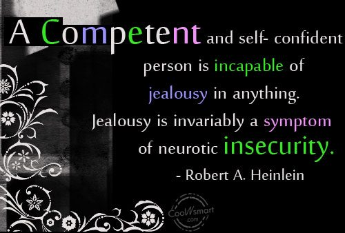 quotes about jealousy