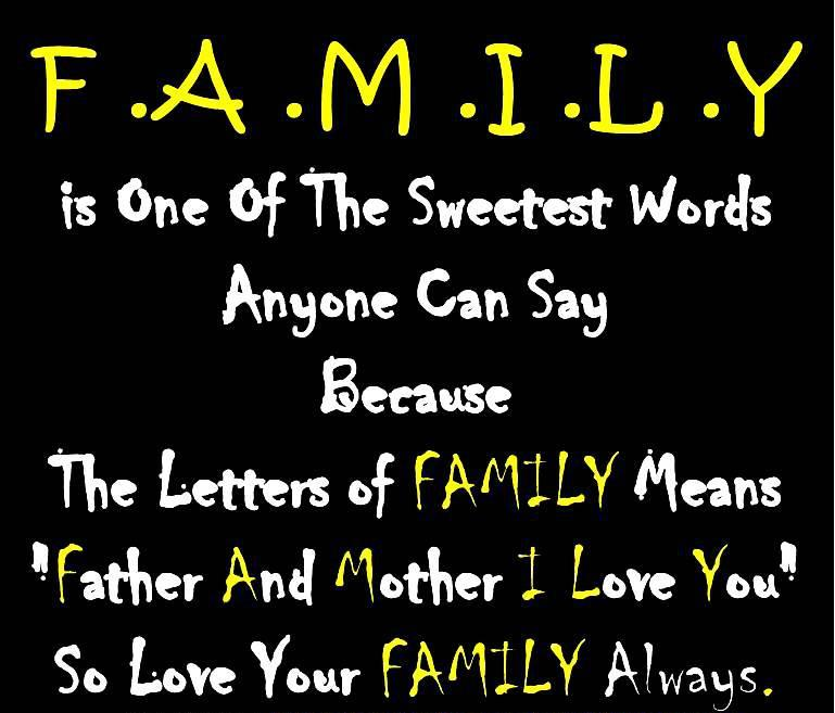 Quotes About Family Love And Strength : Pics Photos - Beautiful Family Quotes And Sayings Love Mother For Kids ...