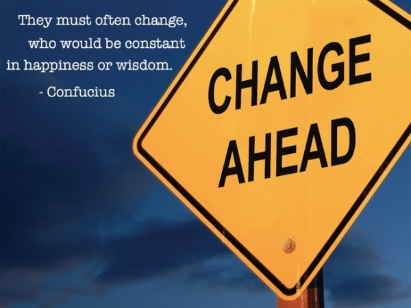 confucius quotes about change