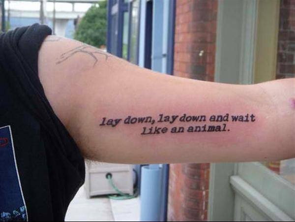 meaningful tattoos quotes ideas