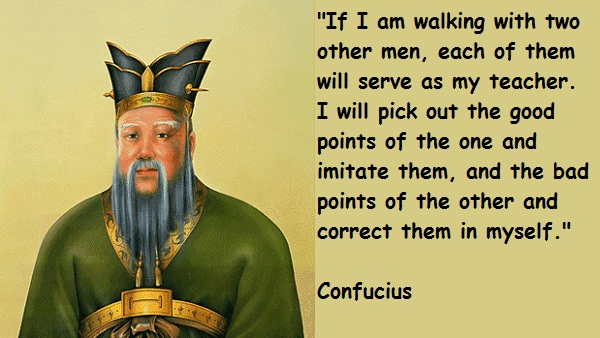 funny confucius quote teacher