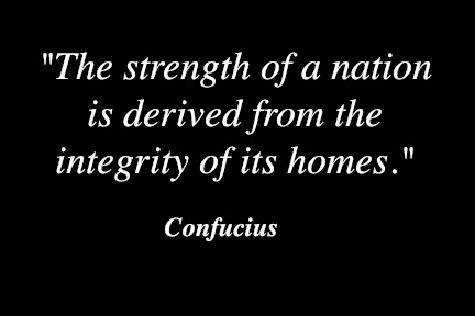 confucius quote about strength