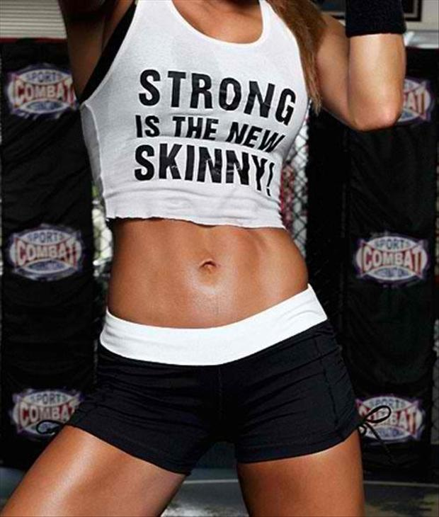 strong passionate fitness motivational quote