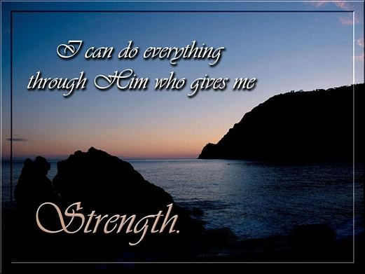 Quotes on strength