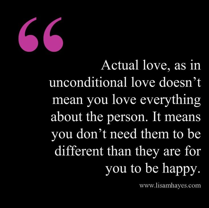 Unconditional love quotes (53) Collection Of Inspiring Quotes ...