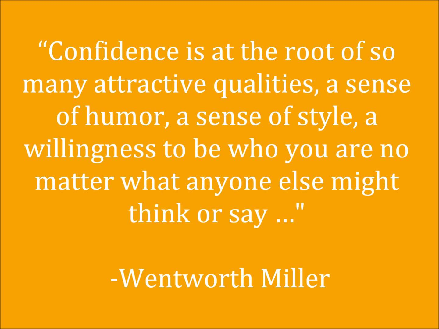 best positive quotes about self confidence
