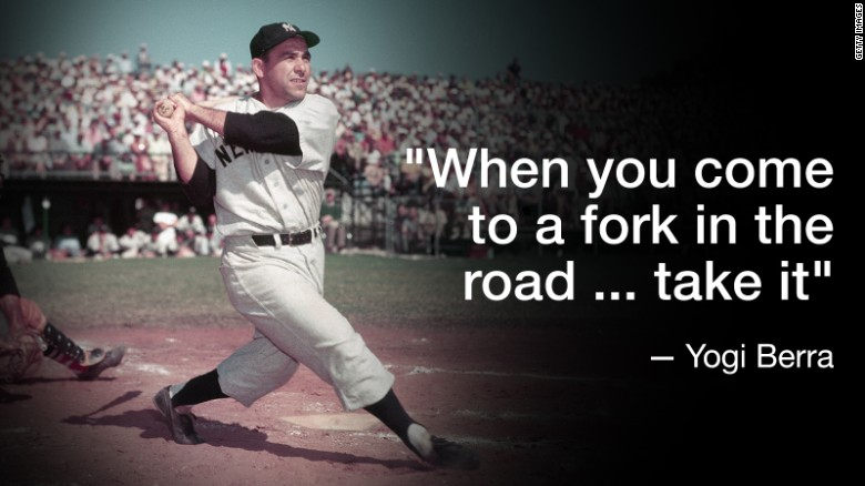 famous yogi berra sayings