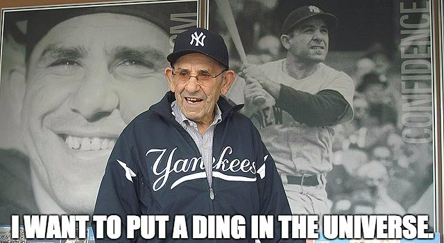 motivational yogi berra quotes