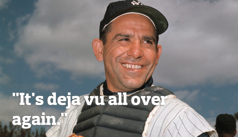 quotes by yogi berra 2016