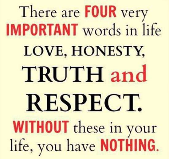 30 meaningful love and respect quotes