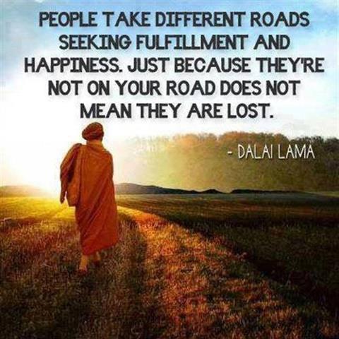 spiritual-quotes-different-roads
