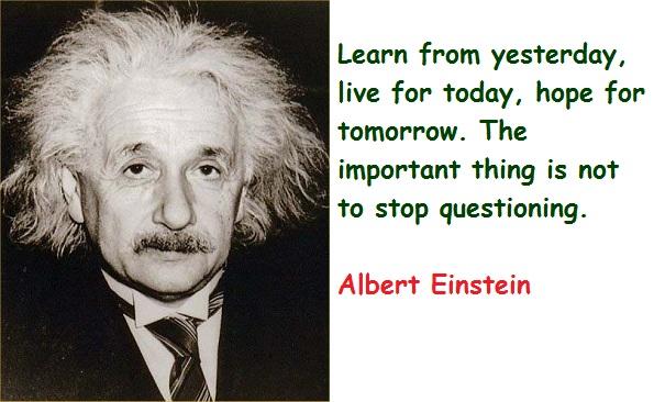 inspirational albert-einstein-quote