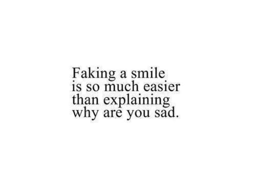 fake-Depression-Quotes