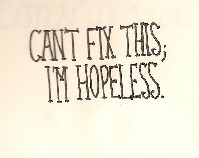 hopeless-Depression-Quote
