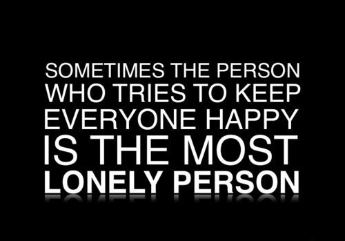 lonely-person-Depression-Quote