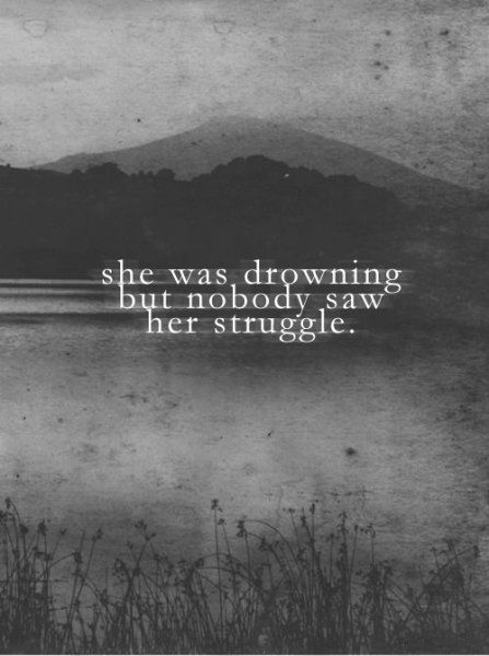 struggle-Depression-Quote