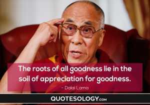 Dalai Lama Goodness Quotes