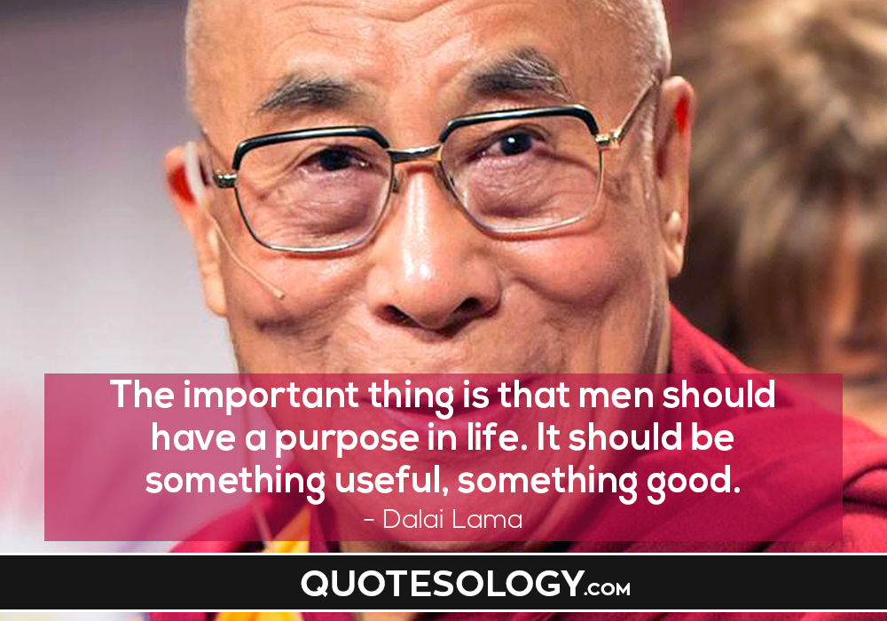 Dalai Lama Men Quotes