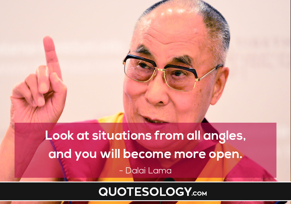 Dalai Lama Motivational Quote