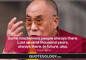 Dalai Lama People Quotes