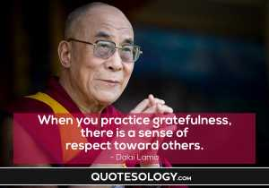 Dalai Lama Respect Quotes