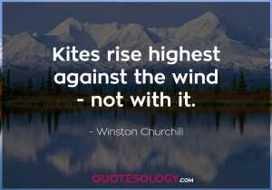 Churchill Emotional Quote