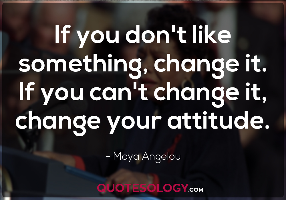 Maya Angelou Motivational Quote
