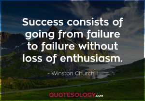Winston Churchill Educational Quoted