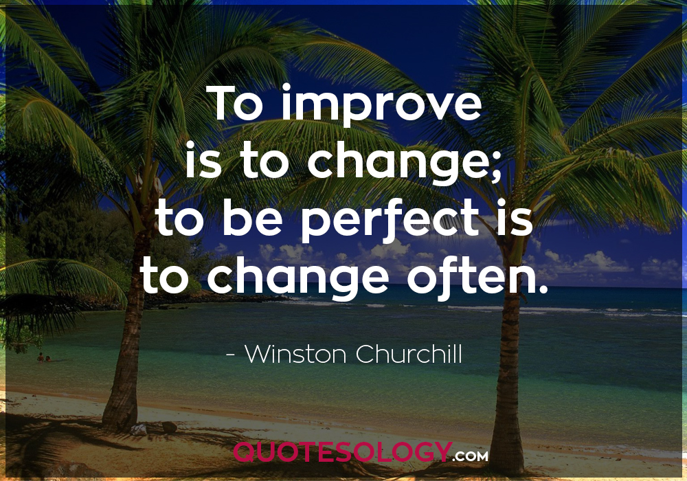 Winston Churchill Emotional Quote