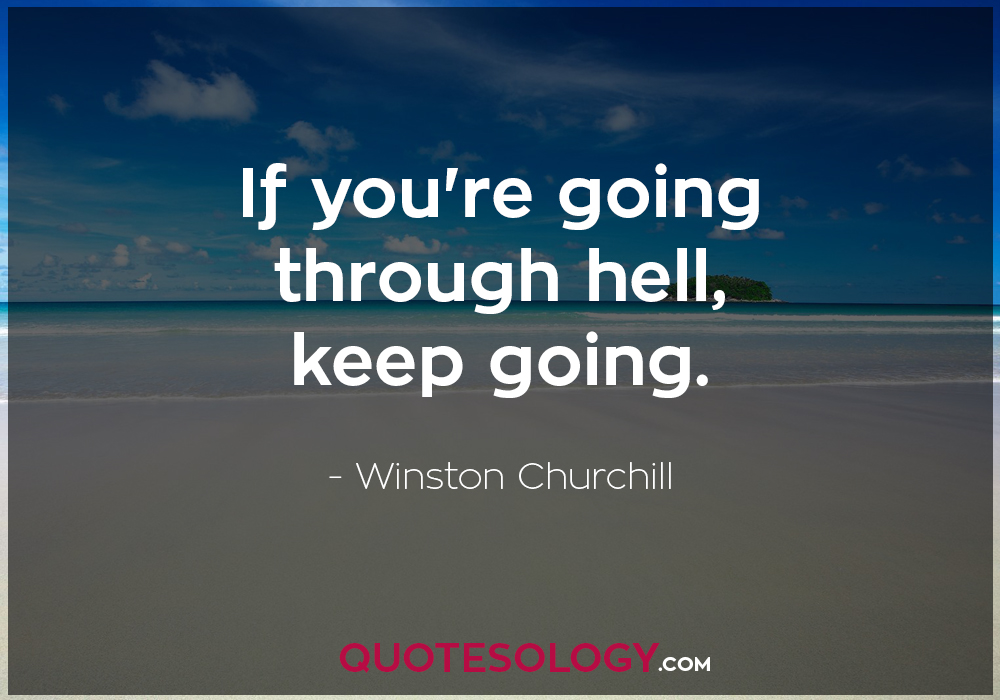 Winston Churchill Emotional Quotes
