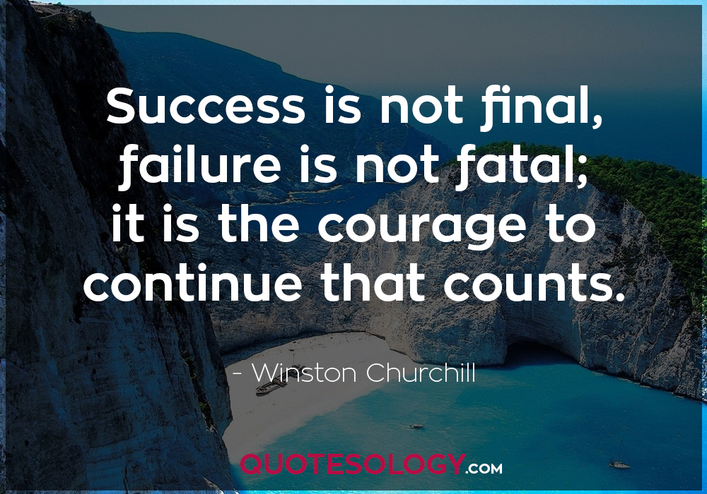 Winston Churchill History Quotes