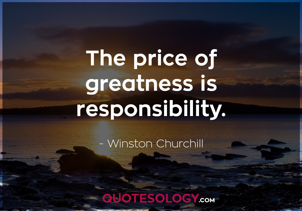 Winston Churchill Politics Quote