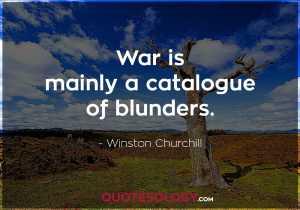 Winston Churchill Politics Quotes