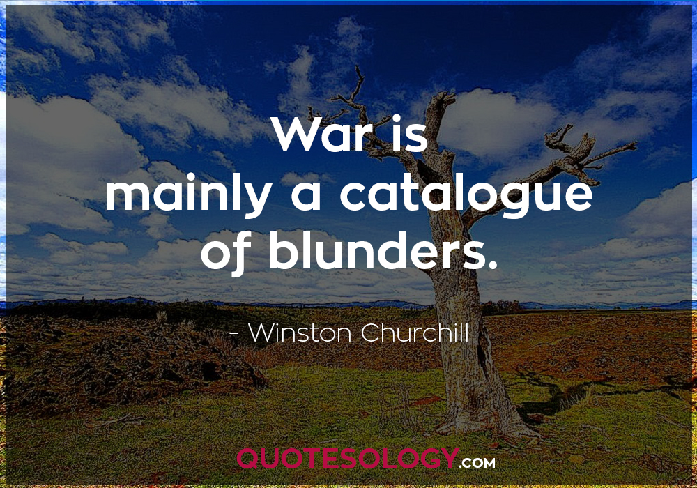 Winston Churchill Politics Quotes
