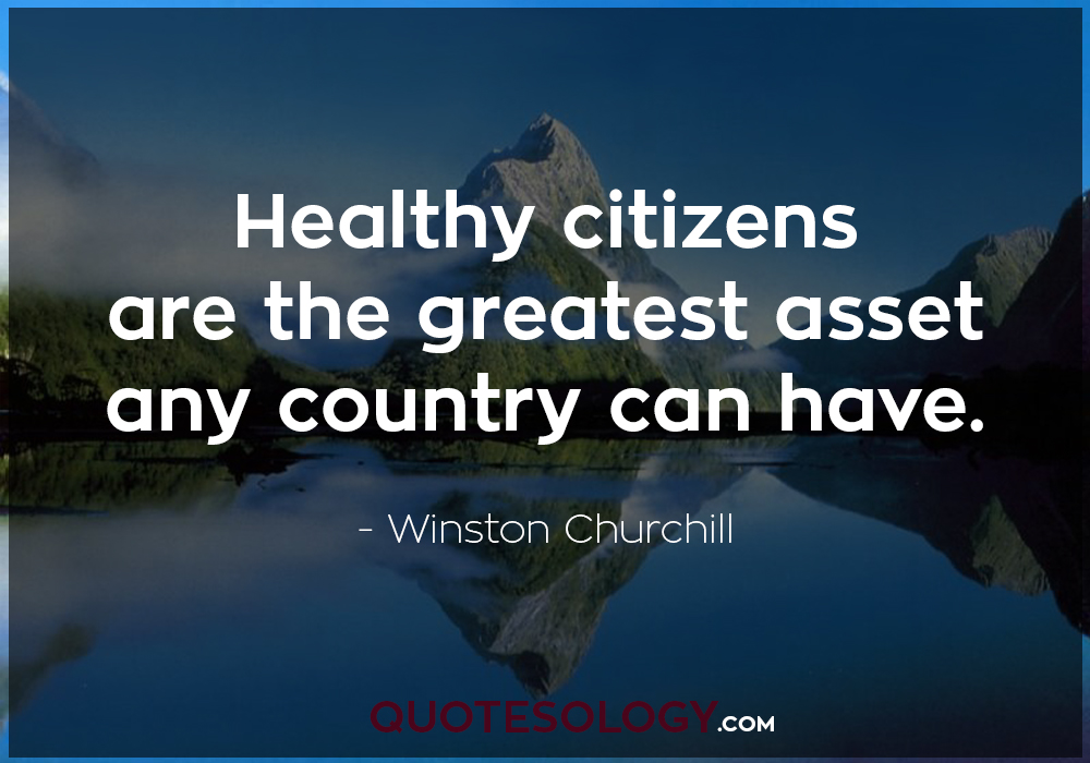 Winston Churchill War Quote