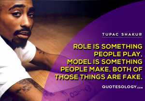 American Rapper Tupac People Quotes