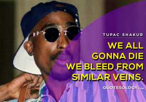 American Rapper Tupac Similar Quotes