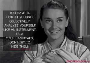 Audrey Hepburn Critical Quotes