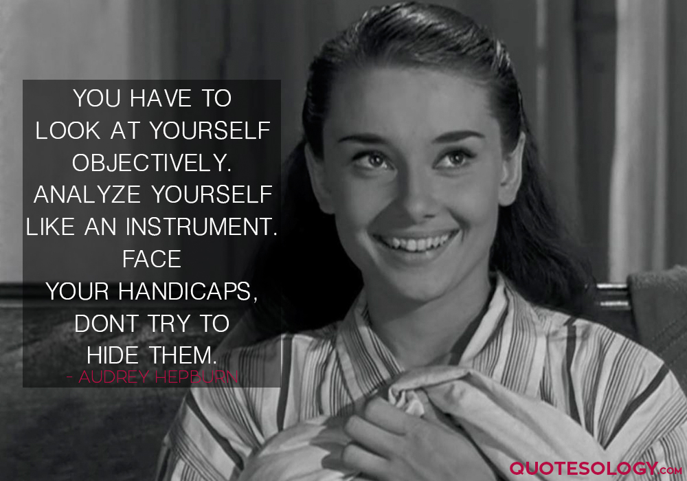Audrey Hepburn Critical Quotes
