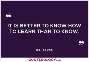 Dr Seuss Better Quotes
