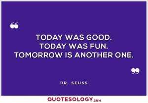 Dr Seuss Fun Quotes