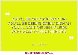Dr Seuss Great Sight Quotes
