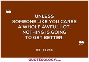 Dr Seuss Like Quotes