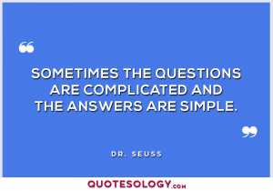 Dr Seuss Simple Quotes